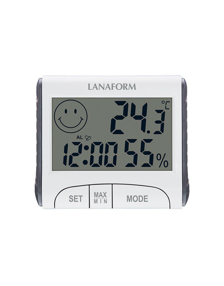 Thermo - Hygrometer - Vlhkomer Lanaform (VLHKOMERY)