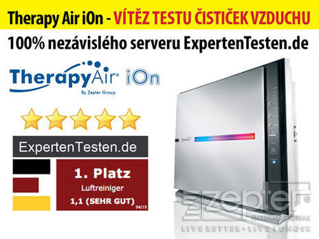 Zepter Therapy Air Ion